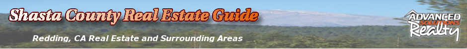 Shasta County Real Estate Guide